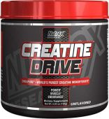 Creatine Drive By Nutrex, Unflavored, 30 Servings