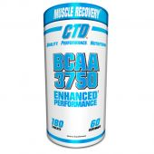 BCAA 3750 By CTD Sports, 180 Tabs