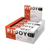 FitJoy Bar By FitJoy Nutrition, Frosted Cinnamon Roll, 12/Box
