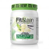 Fit and Lean Meal Replacement, Vanilla, 1LB