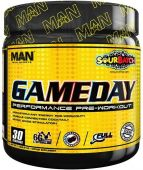 Game Day Pre Workout By Man Sports