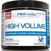 PES High Volume, Blue Frost, 18 Servings