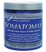 Somatomax By Hi-Tech Pharmaceuticals, Fruit Punch, 280 Grams Image