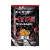 Blackstone Labs Hype, Orange, Sample Packet