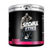 Sidewalk Kraka Pre Workout By Iron Addicts, Fruit Punch, 30 Servings
