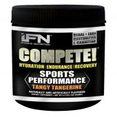 Compete By iForce Nutrition, Tangy Tangerine, 30 Servings
