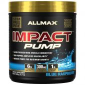 Impact Pump - Blue Raspberry - 30 Servings