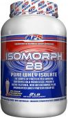 APS Nutrition Isomorph 28 Strawberry Milkshake 2lb