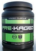 Pre Kaged Pre Workout, By Kaged Muscle, Fruit Punch, 20 Servings