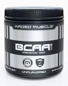 Kaged Muscle BCAA Powder, Unflavored, 200 Grams