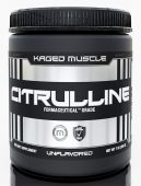 Kaged Muscle Citrulline Powder, Unflavored, 200 Grams