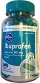 Ibuprofen By Kroger, 200 mg , 200 Softgels