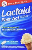 Lactaid Fast Act, 96 Caplets
