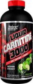 Liquid Carnitine 3000, By Nutrex, Green Apple, 16 fl oz