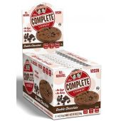 The Complete Cookie, By Lenny and Larry's, Double Chocolate, 12/Box