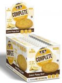 The Complete Cookie, By Lenny and Larry's, Lemon Poppy Seed, 12/Box