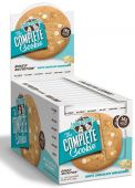 The Complete Cookie, By Lenny and Larry's, White Chocolate Macadamia, 12/Box