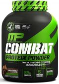 Muscle Pharm Combat Milk Chocolate 4lb Time Release Protein