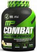 Muscle Pharm Combat Powder Vanilla 4lb Time Release Protein