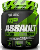Assault Sport By Muscle Pharm, Blue Raspberry, 30 Servings