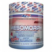 Mesomorph by APS Nutrition, Pre Workout, Rocket Pop