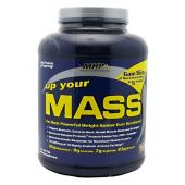 MHP Up Your Mass Fudge Brownie 5 lb Weight Gainer