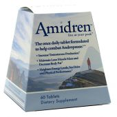 MHP Amidren The Once Daily Formula 60 Tabs
