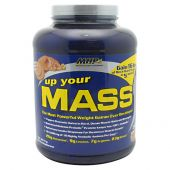 MHP Up Your Mass Peanut Butter Cookie 5lb Weight Gainer