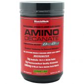 MuscleMeds Amino Decanate Citrus Lime 30 Servings