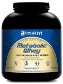 Metabolic Whey, By MRM, French Vanilla, 5lb Image