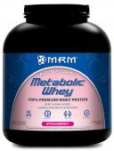 Metabolic Whey, By MRM, Strawberry, 5lb Image