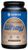 All Natural Whey, By MRM, Dutch Chocolate, 2.02lb Image
