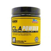 CLA Powder, By Man Sports, Blue Bombsicle, 50 Servings