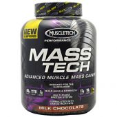 Muscletech Performance Series Mass Tech Milk Chocolate 7lb Weight Gainer