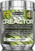 Creactor, Creatine, By MuscleTech, Unflavored, 120 Servings, Image