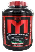 Machine Whey, By MTS Nutrition, Gourmet Mint Cookies and Cream, 5lb, Image