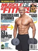 Muscle and Fitness Magazine, April 2019