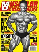 Muscular Development Magazine, April 2019
