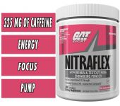 Nitraflex By GAT, Pre Workout