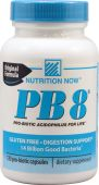 Nutrition Now, PB 8, Pro-Biotic Acidophilus For Life, 120 Caps,