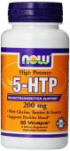 NOW 5-HTP 200 mg - 60 Vcaps