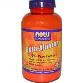 NOW Beta-Alanine - 500 g (17.6 oz.)