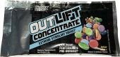 Outlift Concentrate By Nutrex, Sour Shox, Sample Pack