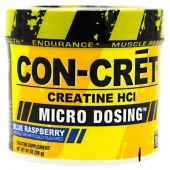 Concret Creatine By Promera Sports, Blue Raspberry, 24 Servings