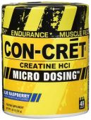 Concret Creatine By Promera Sports, Blue Raspberry, 48 Servings