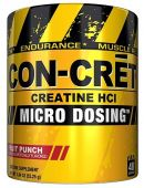Concret Creatine By Promera Sports, Fruit Punch, 48 Servings