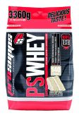 PS Whey Protein By Pro Supps, Vanilla Cake 10lb Image