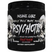 Psychotic Black - Fruit Punch - 35 Servings