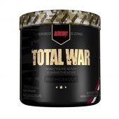 Total War Pre Workout By Redcon1, Raspberry Spider, 30 Servings