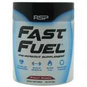 Rsp Nutrition Fast Fuel Fruit Punch 45 Servings